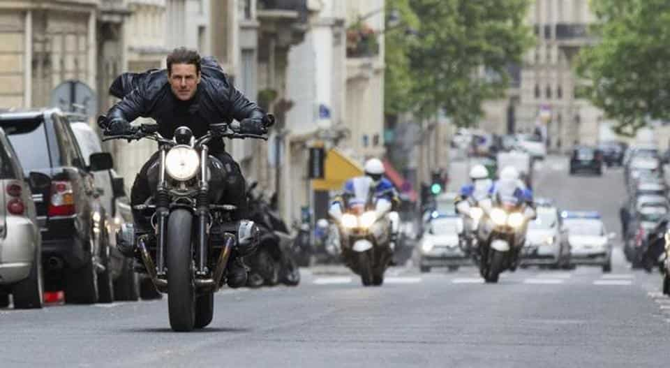 Mission Impossible Fallout review - Spirited Blogger