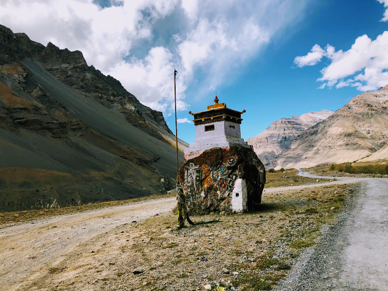 Lahual & Spiti Valley Homestay Travel Blog