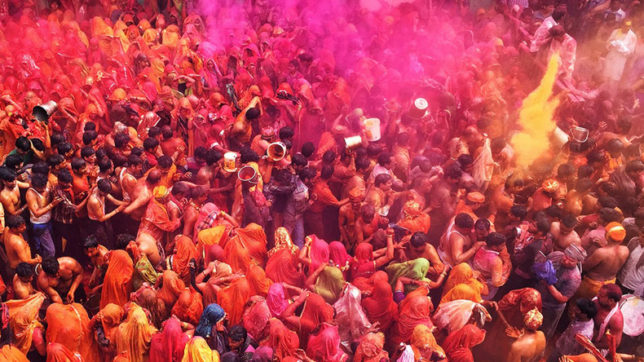 Mathura and Vrindavan Holi Blog - Spirited Blogger