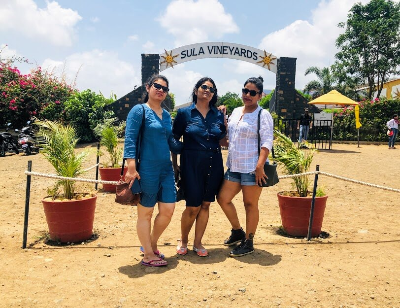 travel to sula vineyards