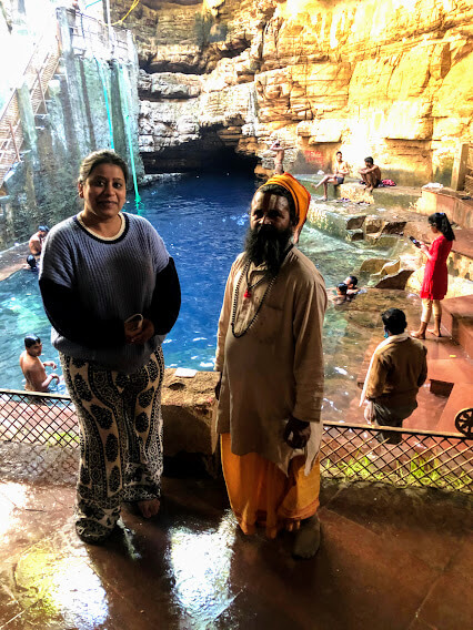secret place bheemkund travel blogger